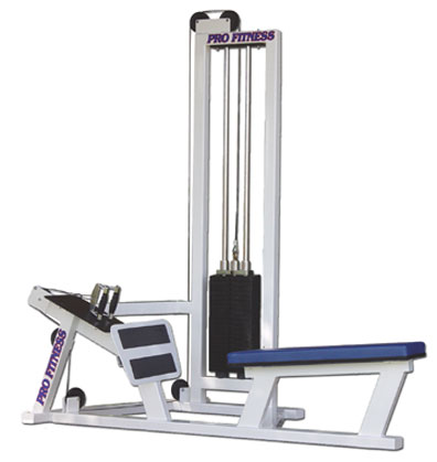 Cable Row Machine.